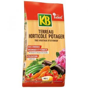 KB Terreau Horticole Potager - 40 L
