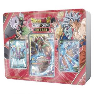Bandai Coffret de Noël 2018 Dragon Ball Super