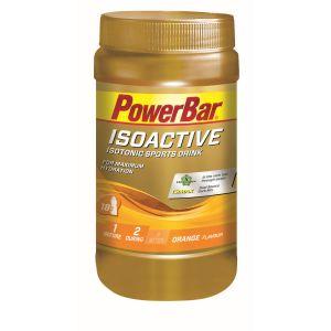 Powerbar Isoactive Boisson Énergétique Isotonique Riche en Glucides/en Électrolytes Orange 600 g