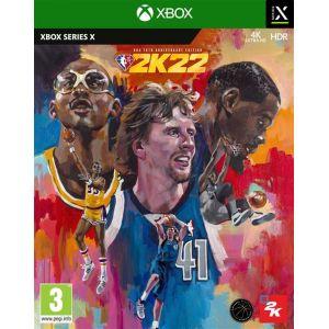 NBA 2K22 Edition 75ème Anniversaire [Xbox Series X|S]