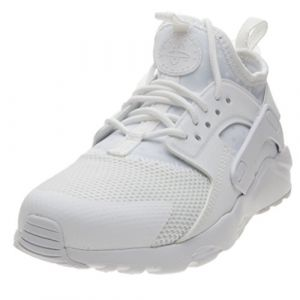 Nike Chaussure Huarache Ultra pour Jeune enfant - Blanc - Taille 30
