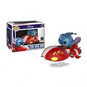 Funko Figurine Pop - Lilo Et Stitch - Stitch The Red One Pop