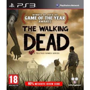 The Walking Dead - Telltale [PS3]