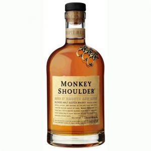 Monkey Shoulder Whisky Ecosse Blended Malt 40 % vol.