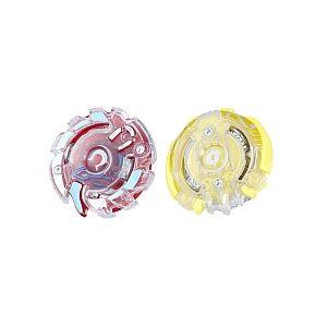Hasbro Toupie Beyblade Burst - Coffret 2 Toupies - Orphéus + Unicrest