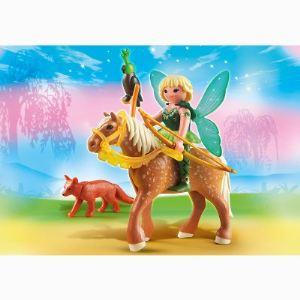 Playmobil 5448 Fairies - Fée Diana avec cheval Luna