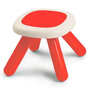 Smoby Kid Tabouret - Rouge