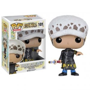 Funko Figurine Pop! One Piece : Trafalgar Law