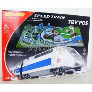 Mehano T111 - TGV POS avec maquette