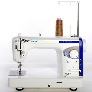 Juki TL-2200QVP Mini - Machine à coudre semi-industrielle