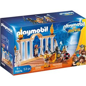 Playmobil : THE MOVIE Empereur Maximus et Colisée
