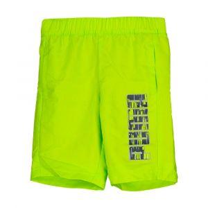 Puma Pantalons Hero Woven - Acid Lime - Taille 164