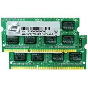 G.Skill FA-1600C11D-16GSQ - Barrettes mémoire pour Mac 2 x 8 Go DDR3 1600 MHz CL11 SoDimm 204 broches