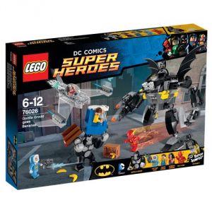 Lego 76026 - Super Heroes : DC Comics - Gorilla Grodd en folie