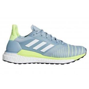 Adidas Solar Glide Women Ash Grey / Ftwr White / Hi-Res Yellow