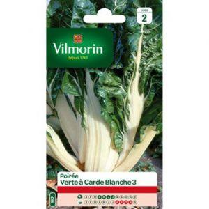 Vilmorin Poiree verte a carde blanche 3 semences potageres 5 g