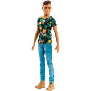Mattel Poupée Barbie - Ken Fashionistas - FJF73