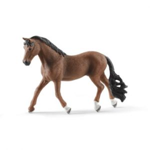 Schleich Hongre Trakehner Horse Club Figurine, 13909, Multicolore