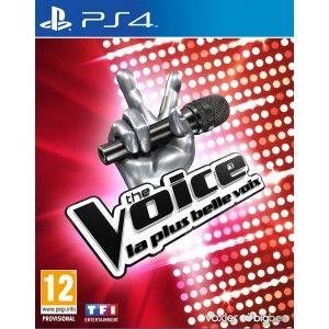 The Voice : La Plus Belle Voix + 2 Micros [PS4]