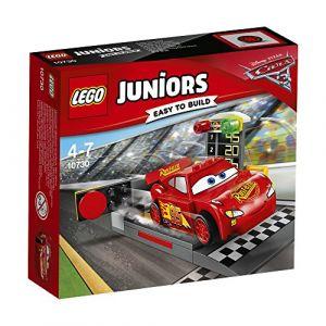Lego 10730 - Juniors : Le Propulseur de Flash McQueen Cars 3