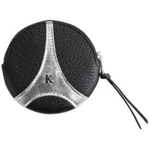 Kesslord Karoneiffel - Porte-monnaie en cuir - noir
