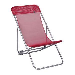 Comparer les prix lafuma for Chaise longue lafuma