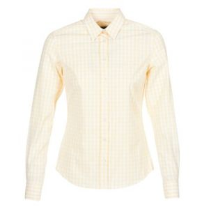 Gant (marque) Chemise 431207 Beige - Taille FR 36,FR 38
