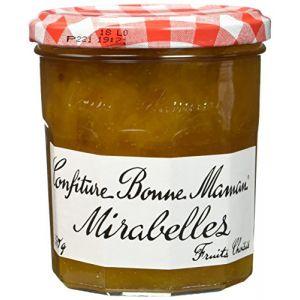 Bonne Maman Confiture aux mirabelles - Le pot de 370g
