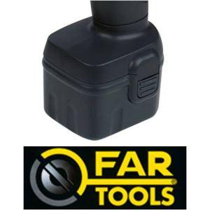 Far Tools 215174 - Batterie pour pistolet LG12 12 V 1.3 AH