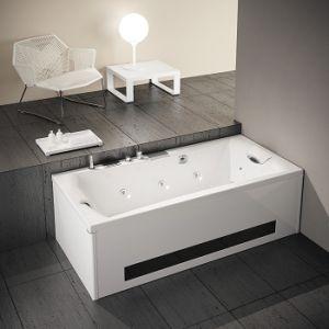 baignoire 100x100 interesting salle de bain avec. Black Bedroom Furniture Sets. Home Design Ideas