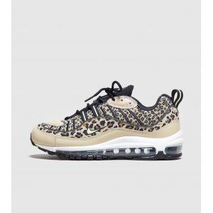 Nike Chaussure Air Max 98 Premium pour Femme - Marron - Couleur Marron - Taille 40.5
