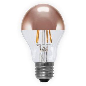 Segula ampoule standard à coupole cuivrée LED filament 4W (remplace 25W) à grand culot E27