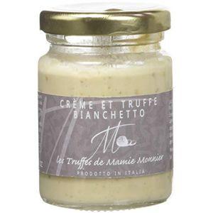 Les Truffés de Mamie Monnier Crème de parmesan et de truffe bianchetto - 80 g