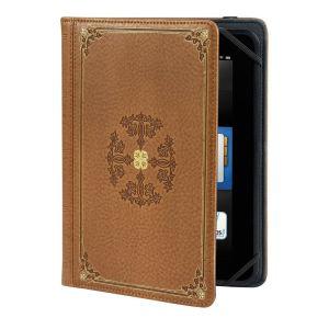 Verso VR100-001-23 - Housse Prologue Antique Collection modèle Tan pour tablette 7.9''