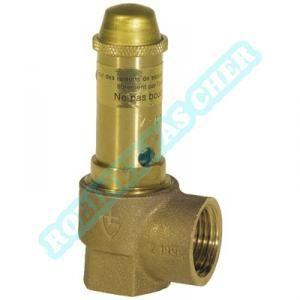 Thermador Soupape de sécurité à membrane - MF 3/4' - 7 bar