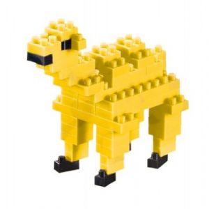 Brixies Nano Puzzle 3D - Chameau