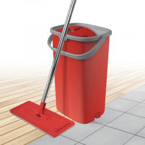 Liseré vert Balai Smart MOP Compact - Rouge