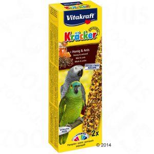 Vitakraft 2 crackers pour perroquet et perruche