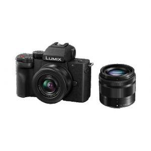 Panasonic Lumix G100 Noir + Objectif G Vario 12-32 mm f/3.5-5.6 Asph. Mega O.I.S. Noir