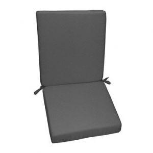 Naterial Coussin d'assise de chaise ou de fauteuil 89x40cm Lola