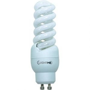 Megaman Ampoule à économie d'énergie spiralée 11W-GU10