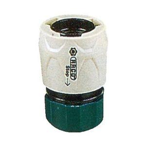 Raccord rapide arrosage stop plastique 15mm - QLG