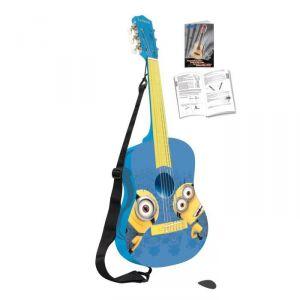 Lexibook K2000DES - Guitare acoustique Minions Moi Moche et Méchant