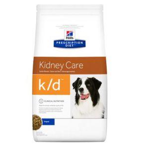 Hill's Prescription Diet k/d canine - Sac 5 kg