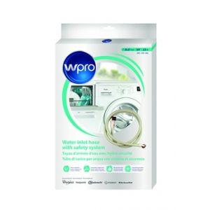 Wpro SIH250 - Tuyau d'arrivée d'eau avec sécurité pour lave linge et lave vaisselle