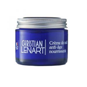 Christian Lenart Creme anti-âge nourrissante nuit visage 60 ml