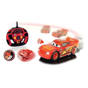 Smoby Cars 3 Flash McQueen - Voiture radiocommandée 1/16