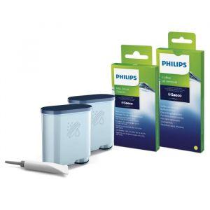 Philips CA6707/10 - Kit d'entretien pour machine espresso Saeco