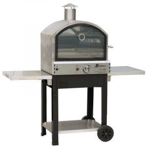 Kemper 1208 - Barbecue four à gaz extérieur 4600W