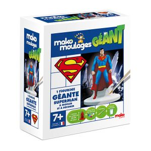 Mako moulages 1 figurine géante Superman